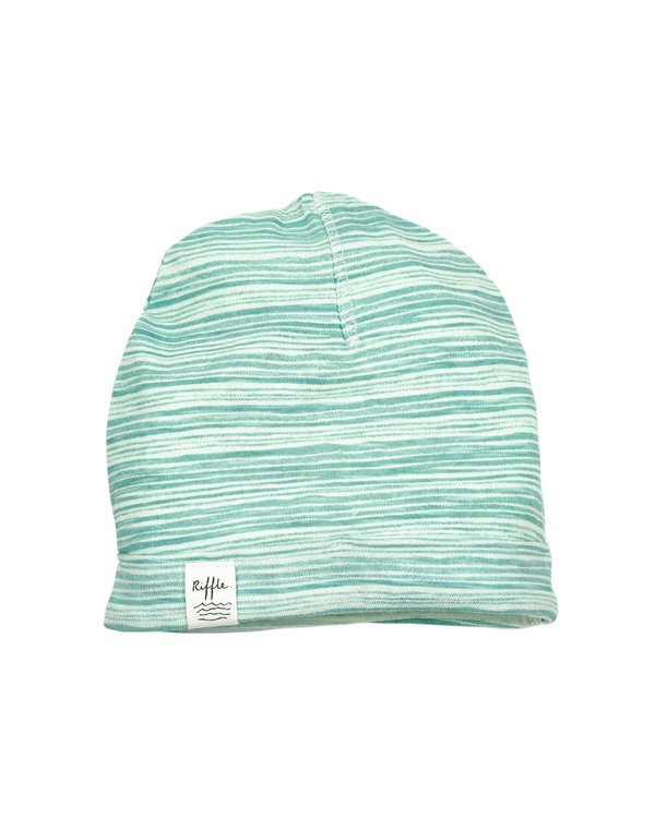 hat stripe green SS20