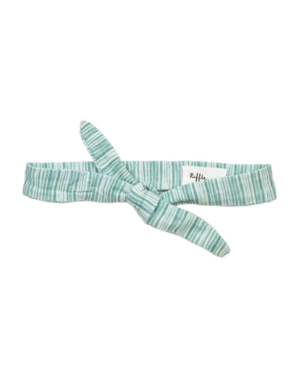 headband stripe green SS20