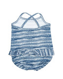 bathing suit stripe indigo SS20_