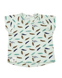 t shirt feather SS20_