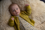 cardigan combo forest AW20_