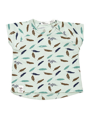 t shirt feather SS20