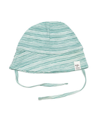 summer hat stripe green SS20