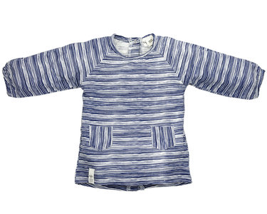 dress stripe indigo SS20
