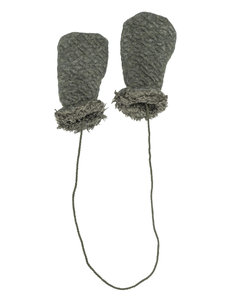 Outdoor Gloves quilt forest AW20
