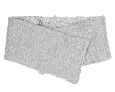 Outdoor Scarf quilt grey AW20