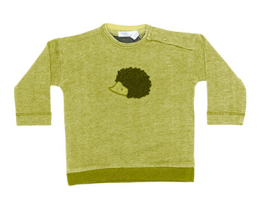 Sweater combo forest AW20